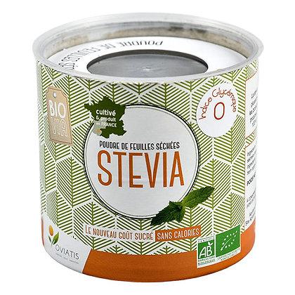 OVIATIS- Stevia Poudre feuilles séchées 100g