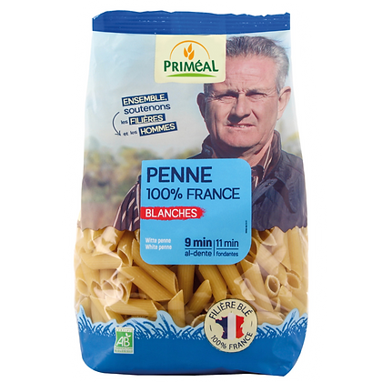 PRIMÉAL - Penne Blanches 500g