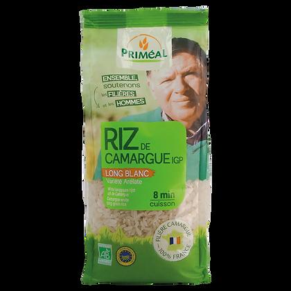 PRIMÉAL - Riz Long Blanc de Camargue 1kg