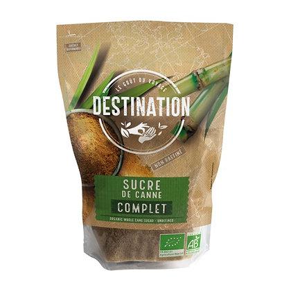 DESTINATION - Sucre de Canne Complet 750g
