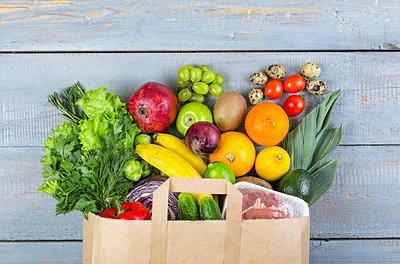 Abonnement Panier Fruits et Légumes sur 4 semaines