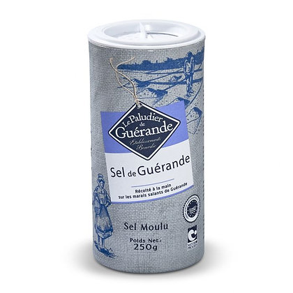 LE PALUDIER DE GUÉRANDE - Sel Fin Salière 250g