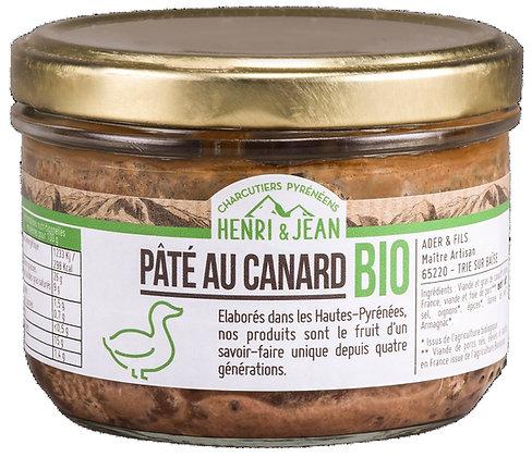 HENRI & JEAN - Pâté de Canard 180g