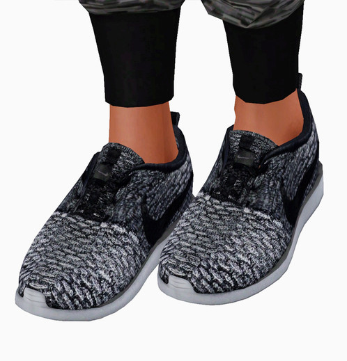 Elliesimple Nike Roshe Flyknit (by Chisami). | Hey girl