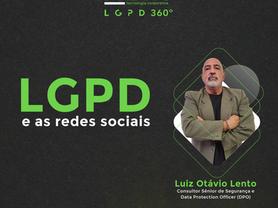 LGPD e as redes sociais