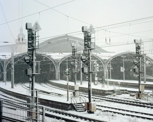 Wronski (Train Station), 2018