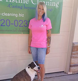 Owner Pristine Cleaning service