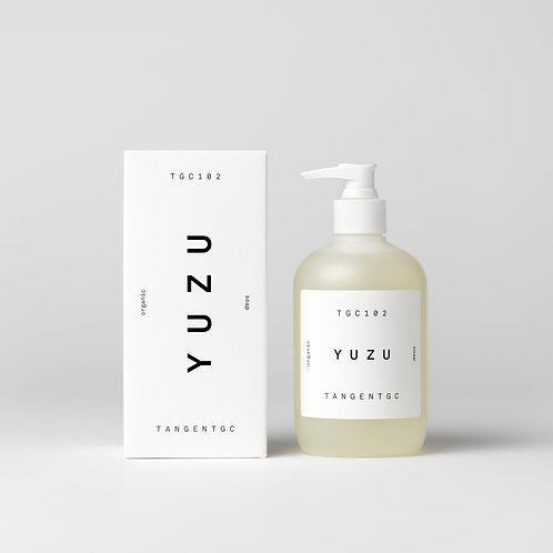 TGC102 - 柚然澄身 YUZU Organic Soap  瑞典頂級潔膚有機洗手沐浴乳