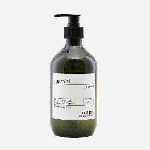 Meraki - 廣藿薄荷 Linen dew Organic Hand Soap | 丹麥有機洗手液  (490ml)