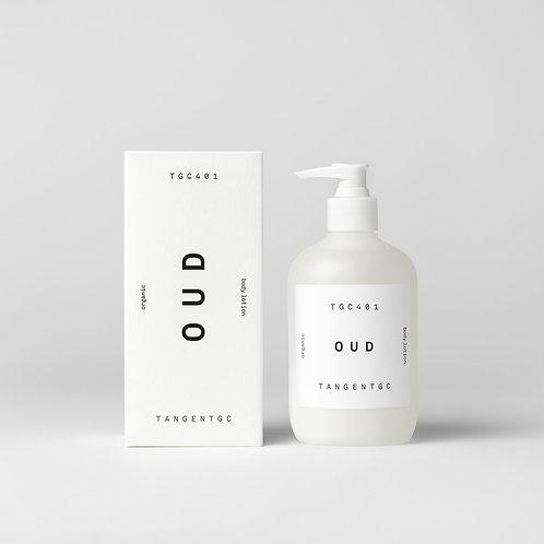 TGC401 - 沉香 OUD Organic Body Lotion |瑞典有機身體護膚乳液