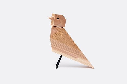 石卷工房自製木小鳥DIY工具盒 Ishinomaki Lab - Ishinomaki DIY Bird Kit