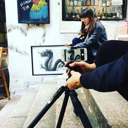 street art at shin hing street