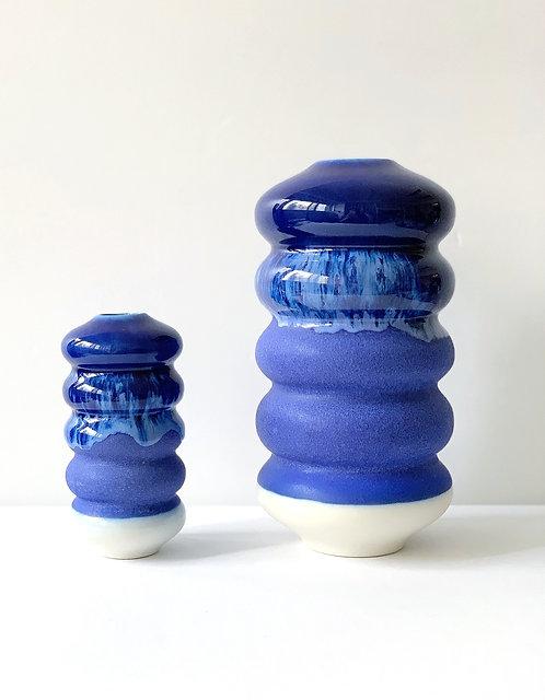 Studio Arhoj - Hana Vase Blue (Large)