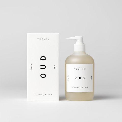 TGC101 - 老樹沉香 OUD Organic Soap  |瑞典頂級潔膚有機洗手沐浴乳