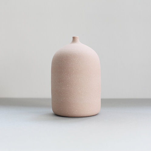 Ghostwares - pink bud vase (medium)