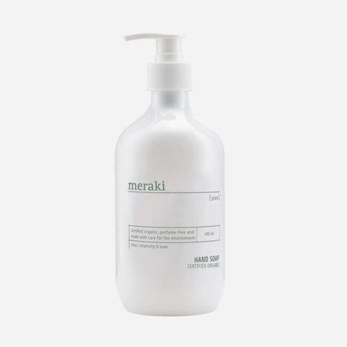 Meraki - 敏感肌洗手露 Pure Organic Hand Soap | 丹麥有機洗手液  (490ml)