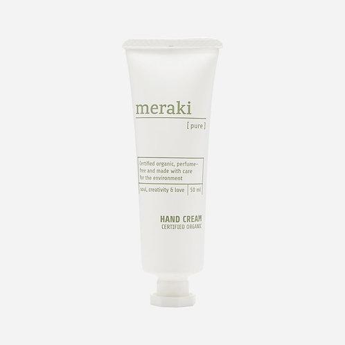 Meraki - 敏感肌膚 PURE Organic Hand Cream | 丹麥有機護手霜 (50ml)