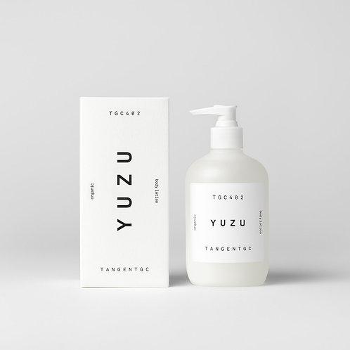 TGC402 - 柚然澄身 YUZU Organic Body Lotion |瑞典有機身體護膚乳液