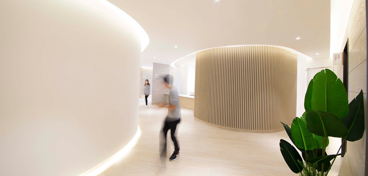 Tencent Doctorwork Interior Design Studio Adjective Hong Kong