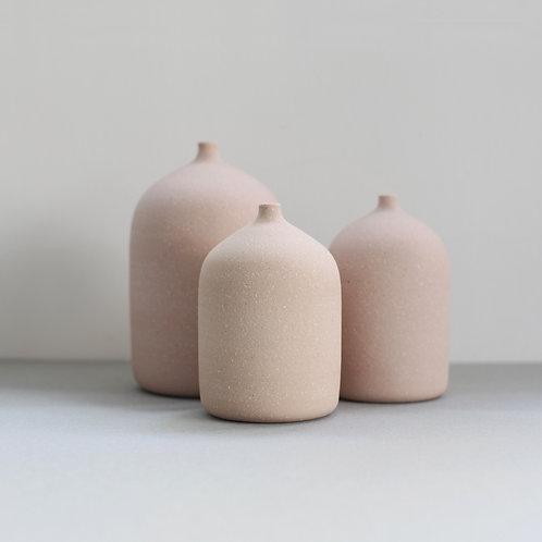 Ghostwares - pink bud vase (large)