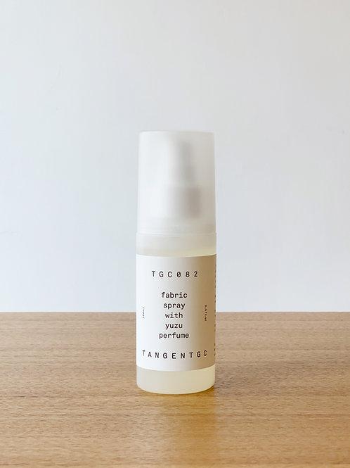 Yuzu Fabric Spray|《柚然澄身》衣物香氛噴霧