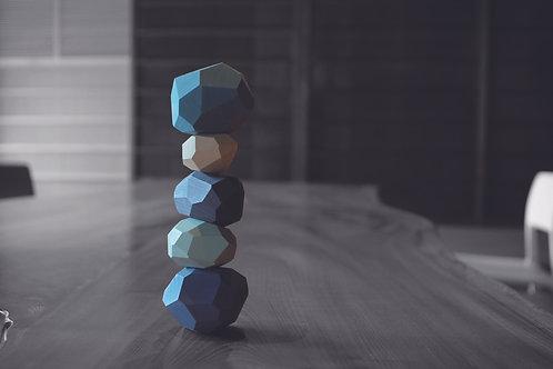 tumi-isi(BLUE)- 吉野杉