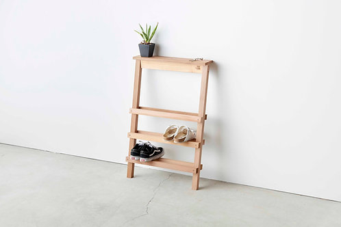 石卷工房 Ishinomaki Lab - Shoes Shelf  木鞋架