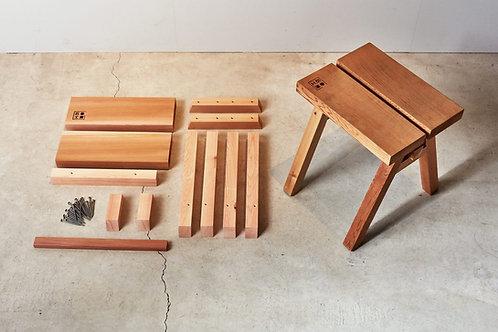 石卷工房 Ishinomaki Lab - Ishinomai Stool DIY Kit