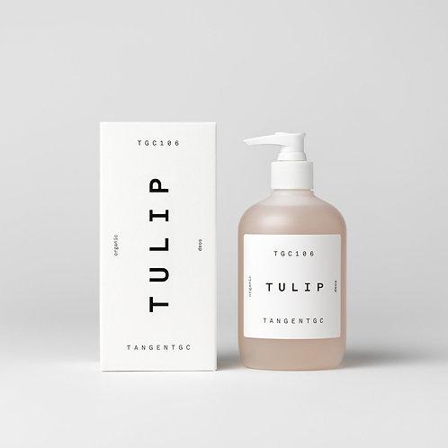 TGC106 - 鬱金香 TULIP Organic Soap   瑞典頂級潔膚有機洗手沐浴乳