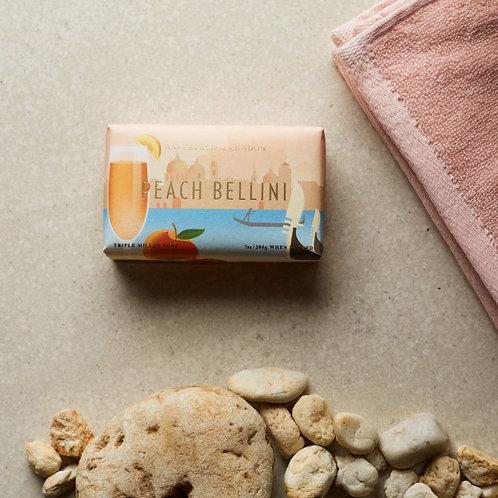 PEACH BELLINI SOAP - Pure Plant Oil Soap