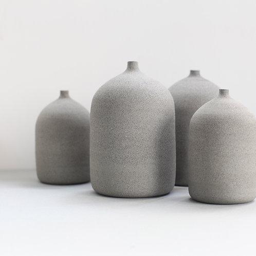 Ghostwares - slate bud vase (large)