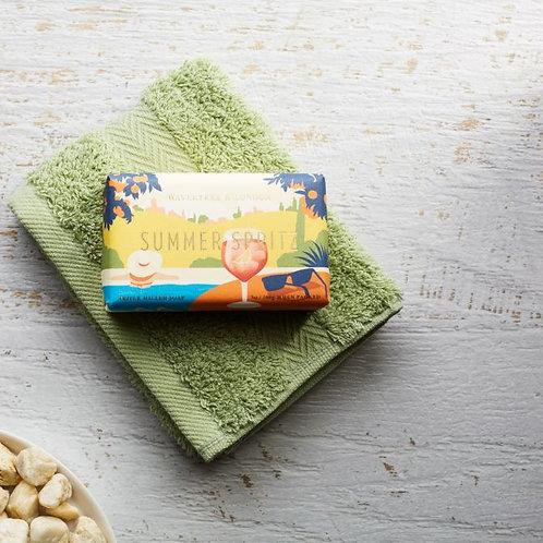 SUMMER SPRITZ SOAP - Pure Plant Oil Soap