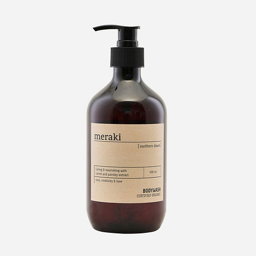Meraki - 雪松木 Northern Dawn Organic Body Wash | 丹麥有機身體沐浴乳  (490ml)