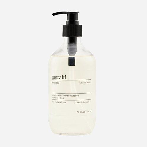 Meraki - 森林木質 Tangled Woods Organic Hand Soap | 丹麥有機洗手液  (490ml)