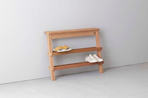 石卷工房木鞋架 Ishinomaki Lab - Shoes Shelf (WIDE)