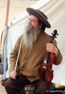 Fiddler, Bentonville Field Camp