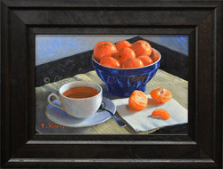 Clementines and Tea