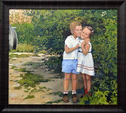 Joe Dennis and Susie Q