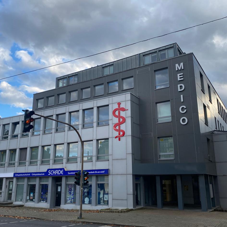 Medico Haus - Westenfelder Straße 62, Bochum Wattenscheid