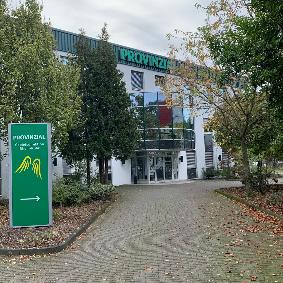 Lessingstraße 11, Oberhausen