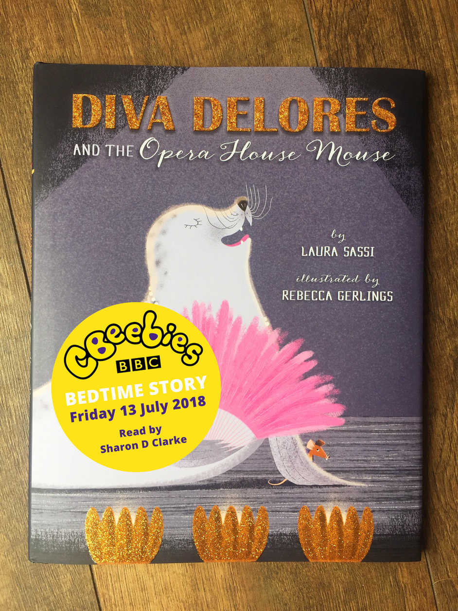 Diva Delores and the Opera House Mouse cover