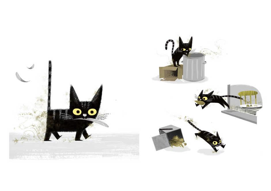Kitten spread