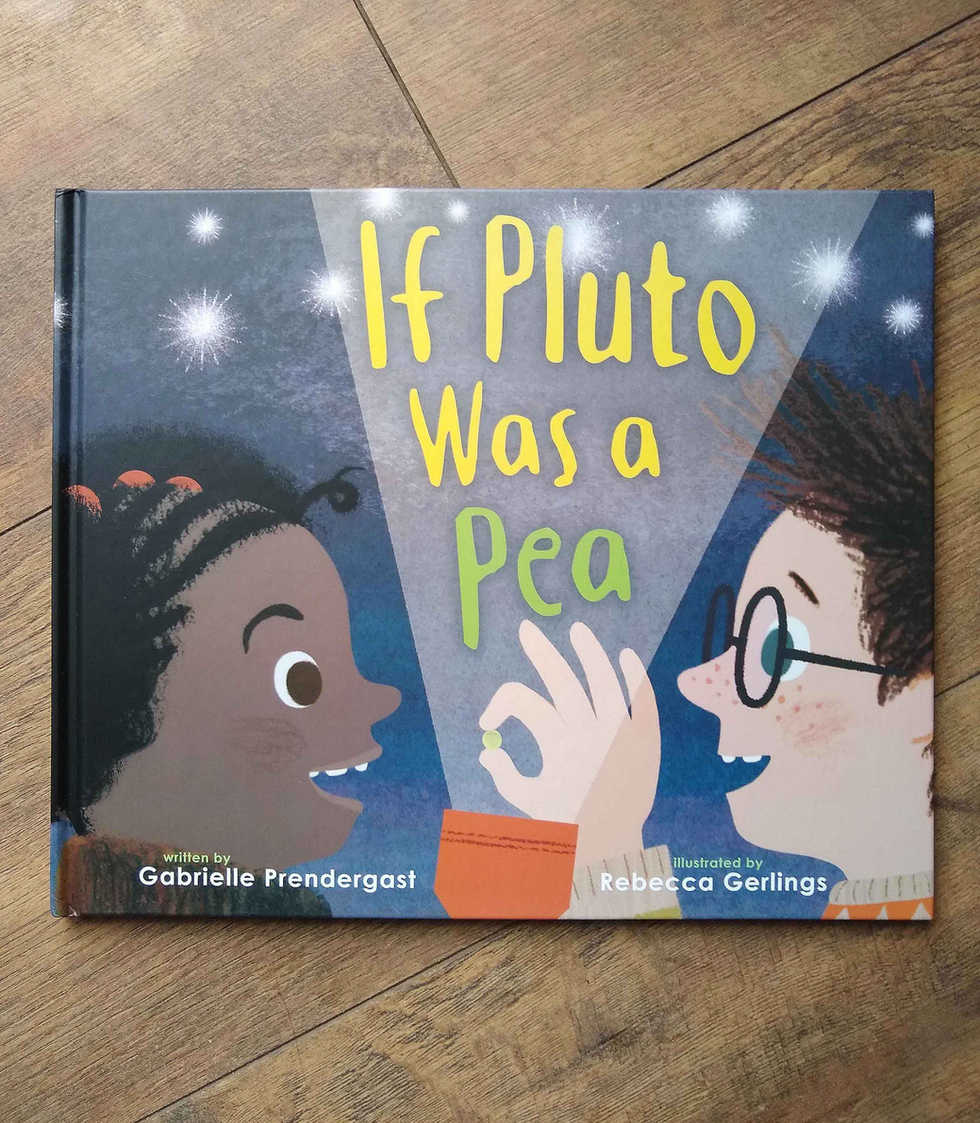 If Pluto Was a Pea cover
