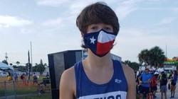 Reese Vannerson ran a 4:25 1600 as an 8th-grader!