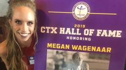 FLS guest speaker Megan Wagenaar, Concordia Head Coach for XC/Track.
