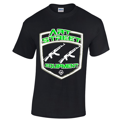 "T-Shirt ArtStreet ""Green"""