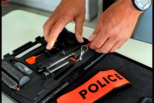 1 Tenue : Brigade Anti Criminalité (Police) [60]