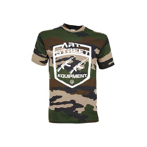 "Tee-Shirt ArtStreet ""Camouflage"""