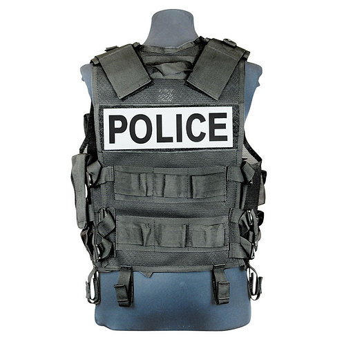 Gilet tactique Police - Factice [60]