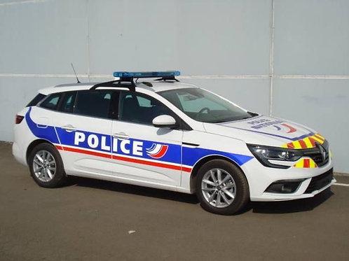 Voiture Police : Megane 4 Break